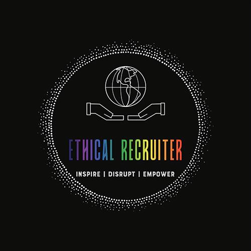 Ethical Recruiter Podcast Logo
