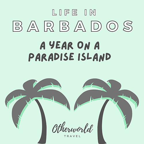 Life in Barbados – Podcast artwork (3000x3000px)