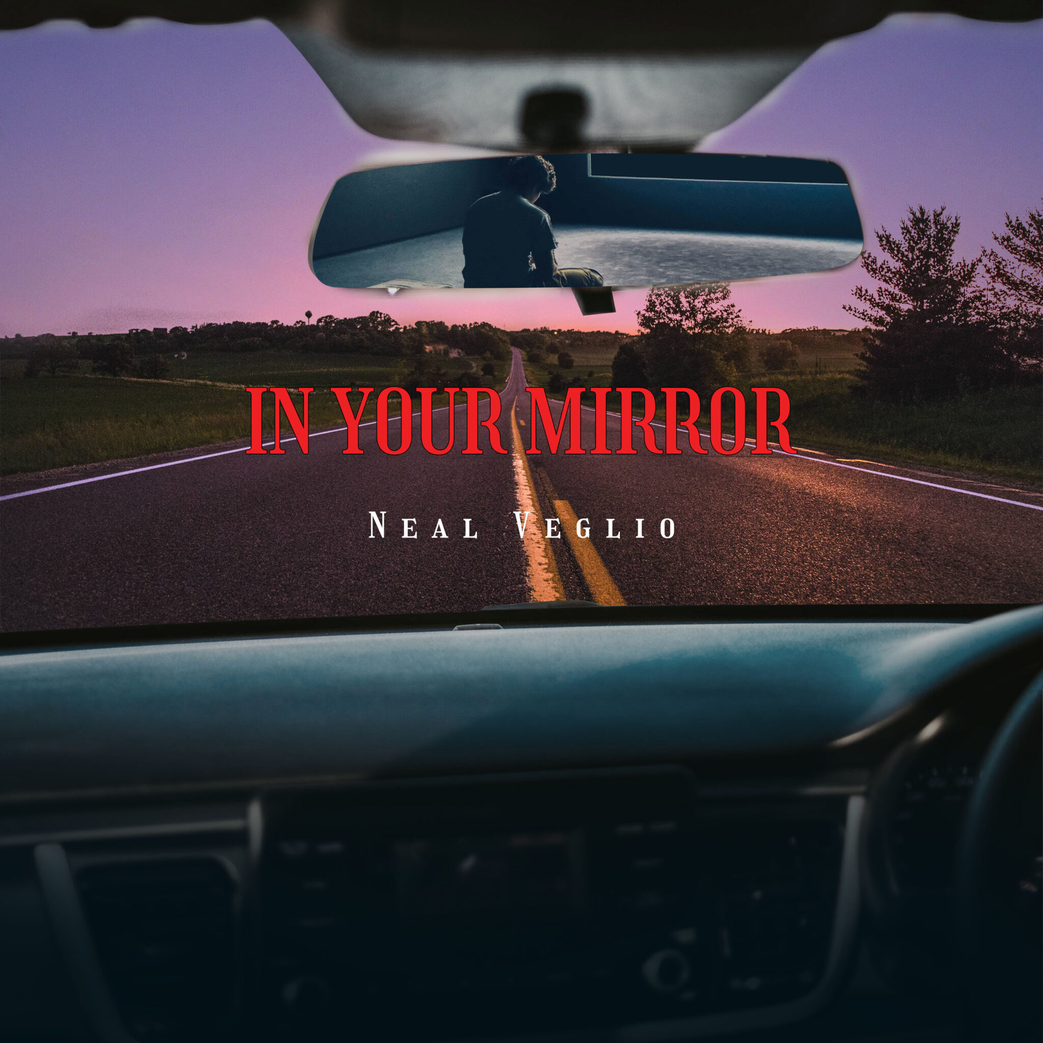 In Your Mirror podcast artwork