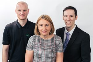 Staff at m3 Networks