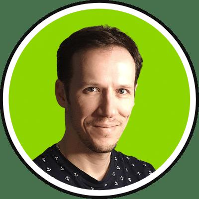 """Photo of Mark Riddell host of """"Techcess"""""""